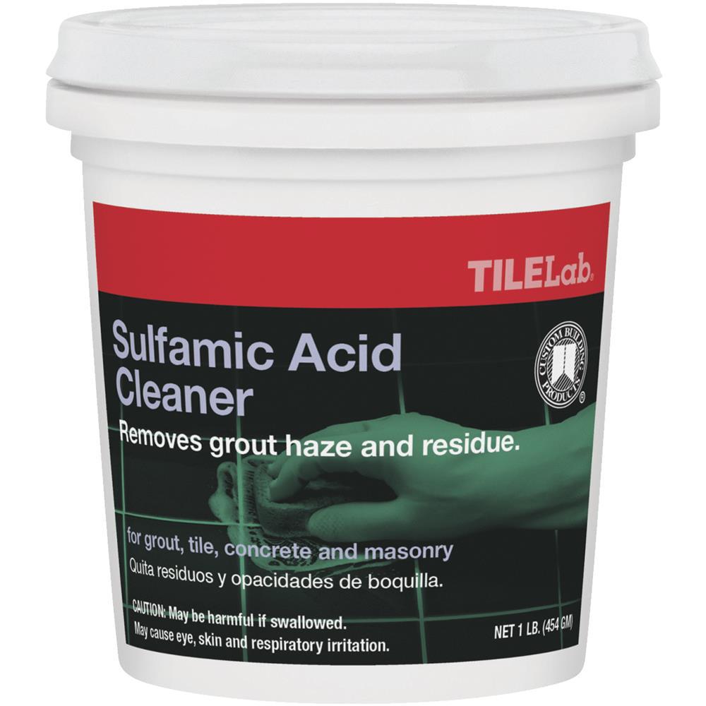 TILELab Sulfamic Acid Cleaner