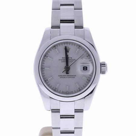 Rolex Datejust 179160 Steel Women Watch (Certified Authentic & Warranty)