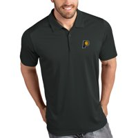 Indiana Pacers Antigua Tribute Polo - Charcoal