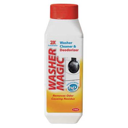 Glisten Washer Machine Cleaner, Fresh Scent, 12 Oz