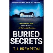 Buried Secrets: A gripping thriller you won't be able to put down (Paperback)