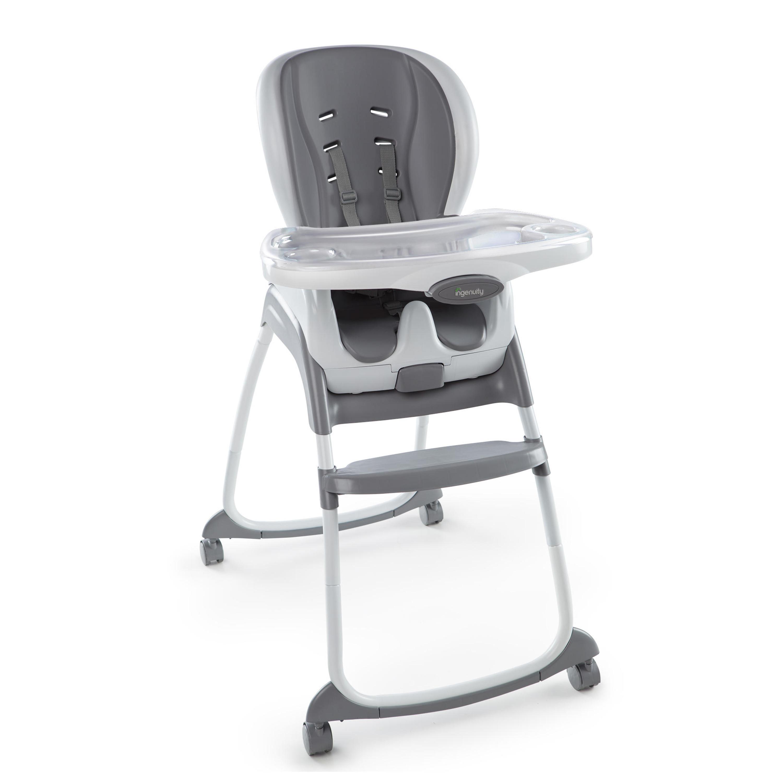 Ingenuity Smartclean Trio 3 In 1 High Chair Slate Walmart