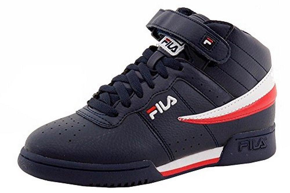 Fila Kids F-14, Black White Red, 5.5 by