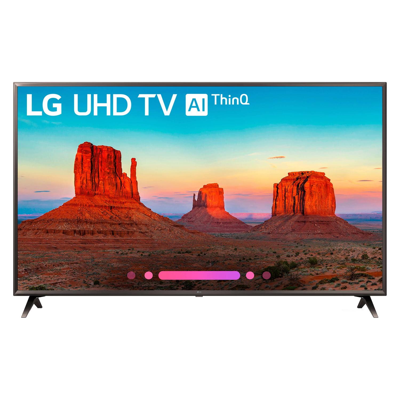 Refurbished LG 75in. 4K HDR Smart LED UHD TV w/ AI ThinQ