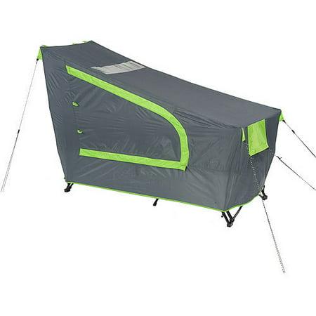 d1c9f71784664 Ozark Trail Instant Tent Cot with Rainfly, Sleeps 1 - Walmart.com