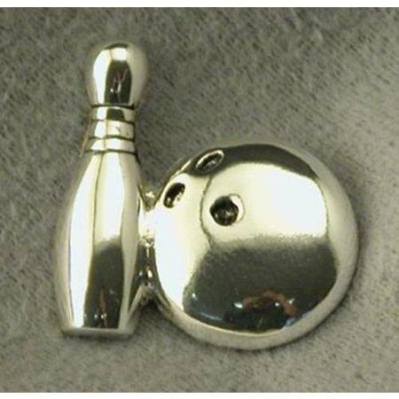 Icon Pin Entry (PEEL & PRESS BOWLING BALL & PIN ICON 1
