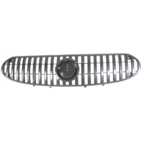 Replacement Top Deal Black Grille For 02-05 Buick Rendezvous 10435310 GM1200485 - Buick Rendezvous Hitch