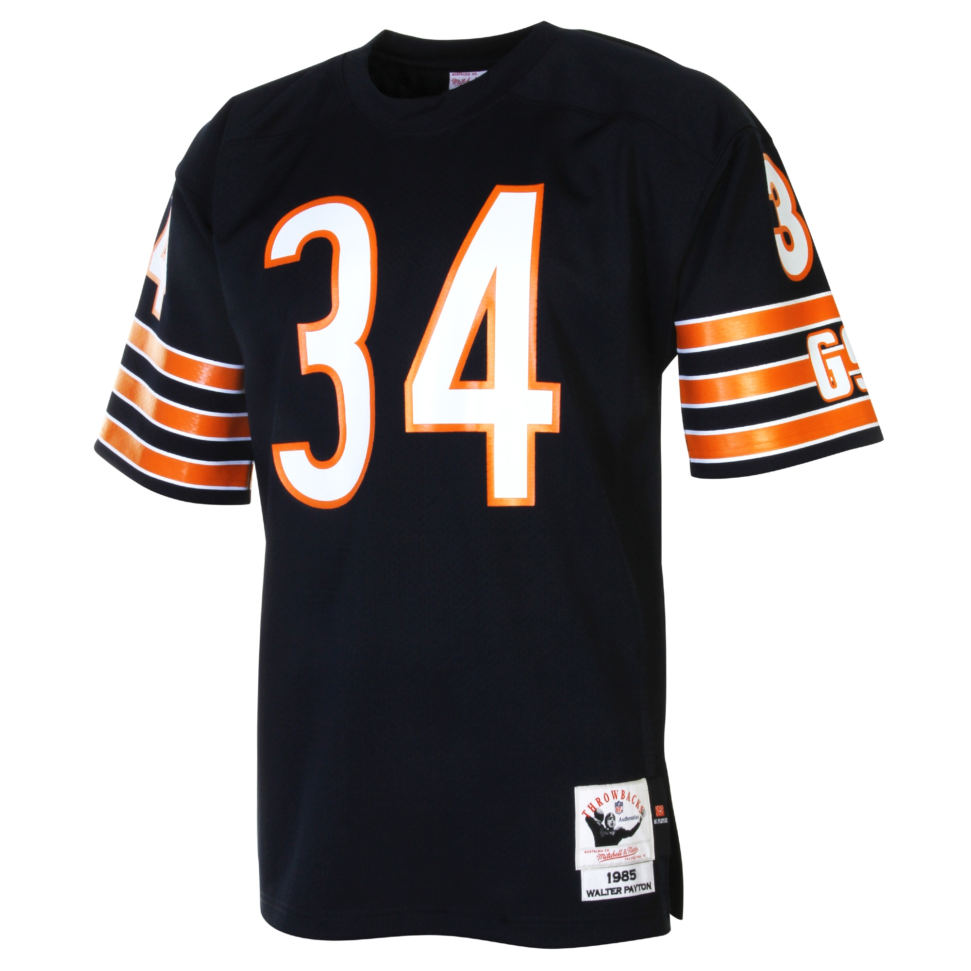 14dd6e440 Walter Payton Chicago Bears Mitchell & Ness 1985 Authentic Throwback ...