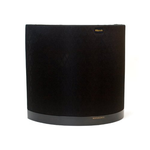 Klipsch RS-62 II Reference Series Surround Speaker Each (Black) by Klipsch