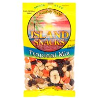 New 366050 Island Snacks Tropical Mix 3.25Z (12-Pack) Snacks Cheap Wholesale Discount Bulk Food And Beverages Snacks X Others