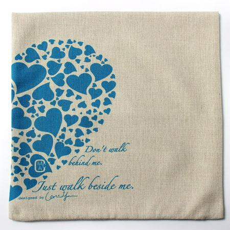 lover pillow cover - image 4 de 5