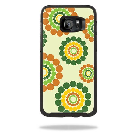 Skin For OtterBox Symmetry Samsung Galaxy S7 Edge Case – Hippie Flowers | MightySkins Protective, Durable, and Unique Vinyl Decal wrap cover | Easy To Apply, Remove | Made in the USA](Easy Hippie Outfit)