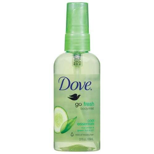 Dove Cool Essentials Body Mist 3 Fl Oz Walmart Com Walmart Com