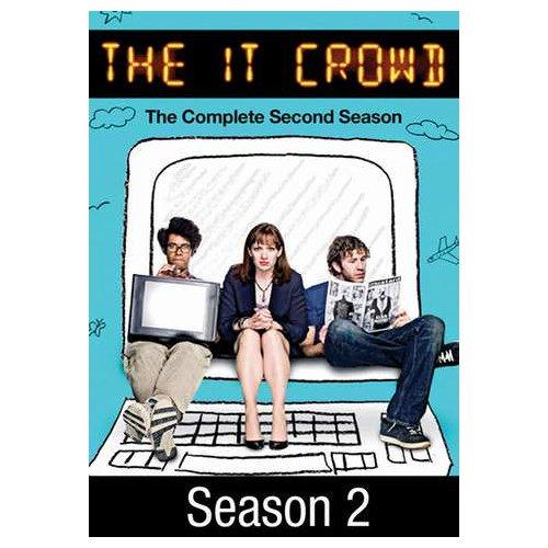 The IT Crowd: Season 2 (2007)