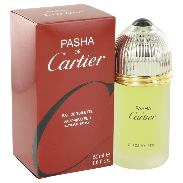 PASHA DE CARTIER by Cartier