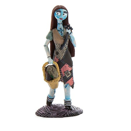 The Nightmare Before Christmas Sally PVC Figure [No Packaging]](Sally The Nightmare)
