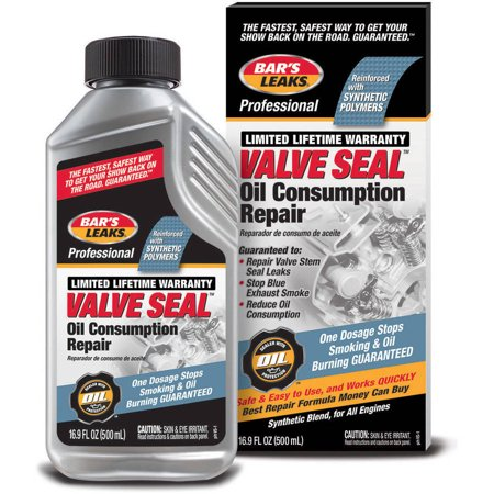Bar S Leaks Valve Seal Oil Consumption Repair