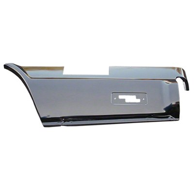 Chevy El Camino Tailgate - Left Lower Quarter Panel Patch Rear Section for 78-87 Chevrolet El Camino