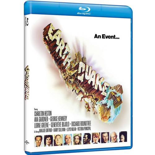 Earthquake (Blu-ray) (With INSTAWATCH)