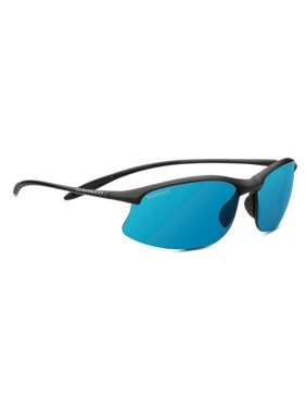 f9f2808429 Product Image Serengeti 8696 Sunglasses Sport MaestraleSatin Black PhD  polarized 555nm Blue. Serengeti Eyewear
