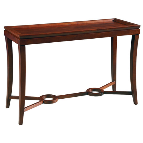Reual James Claire Console Table