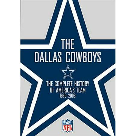 The NFL: Dallas Cowboys: 1960 - 2003 (Full Frame)](Dallas Cowboys Cheerleaders Halloween Dance)