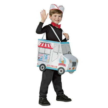 Lounge 46 Halloween (Swirlys Ice Cream Halloween Costume, One Size,)