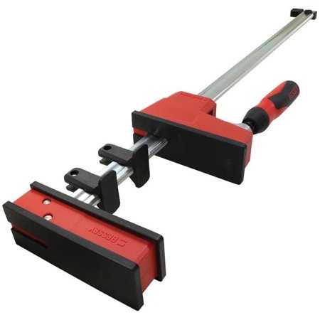 "BESSEY KRE3550 50"" K Body REVO Parallel Bar Clamp Now With Hex Key Clamp Action"