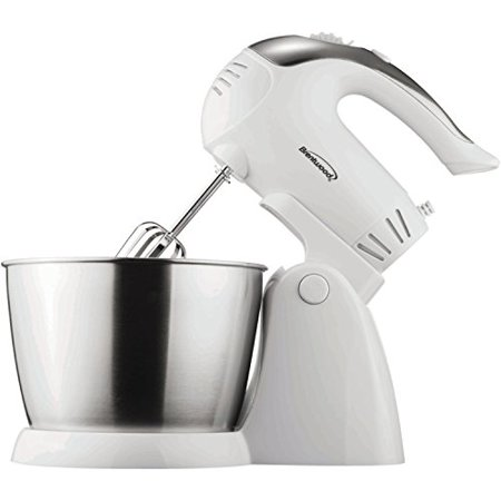 - Brentwood SM-1152 5-Speed Stand Mixer with Bowl