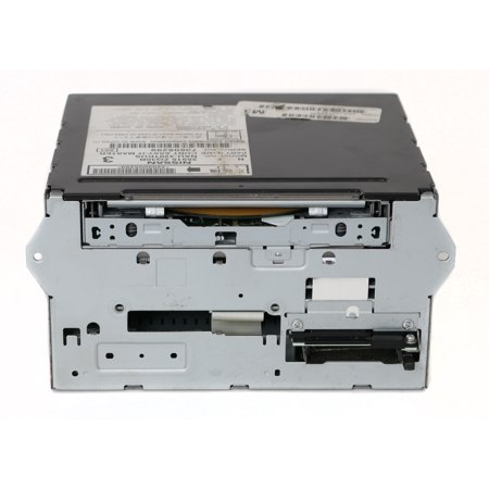 2008-2011 Nissan Pathfinder AM FM Radio Single Disc CD w Navigation 25915ZQ30B - Refurbished
