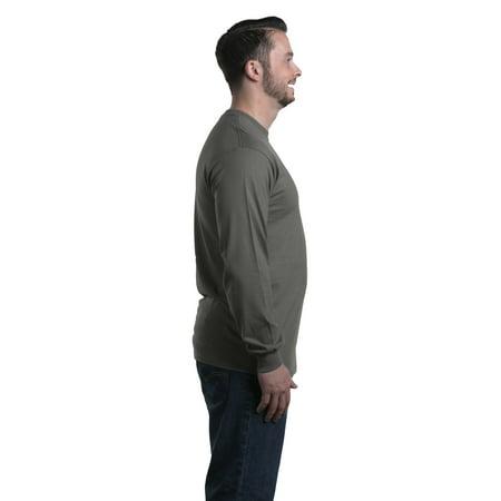 Shop4Ever Men's Skinny Black Tie Funny Tuxedo Costume Long Sleeve Shirt