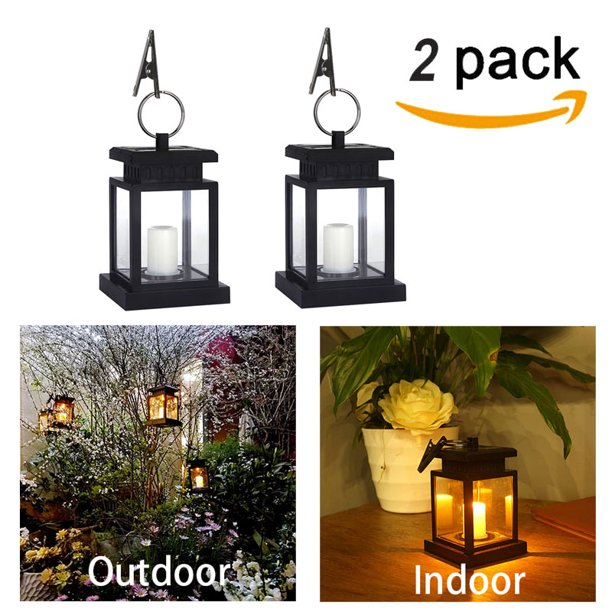 Lights Outdoor Hanging Solar Lantern