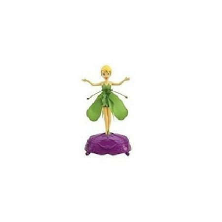 Deluxe Light up Flutterbye ( Tinker Bell ) - Tinkerbell Makeup For Kids