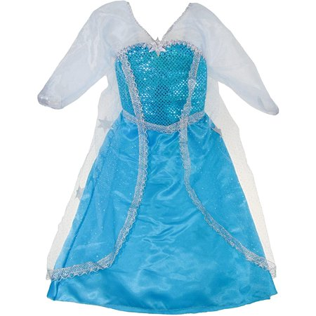 Creative Halloween Costumes 2019 For Girls (Ice Crystal Queen Child Costume)