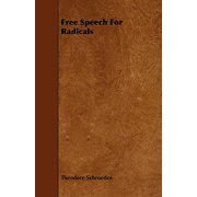 Free Speech for Radicals