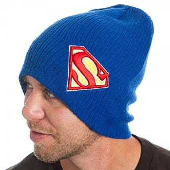 Beanie cap superman blue slouch anime hat new licensed jpg 342x342 Anime slouch  beanie f9040c9abc42