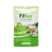 Fit Tea 14 Day Detox Herbal Weight Loss Tea - Natural Weight Loss, Body Cleanse and Appetite Control. Proven Weight Loss Formula. - Best Reviews Guide