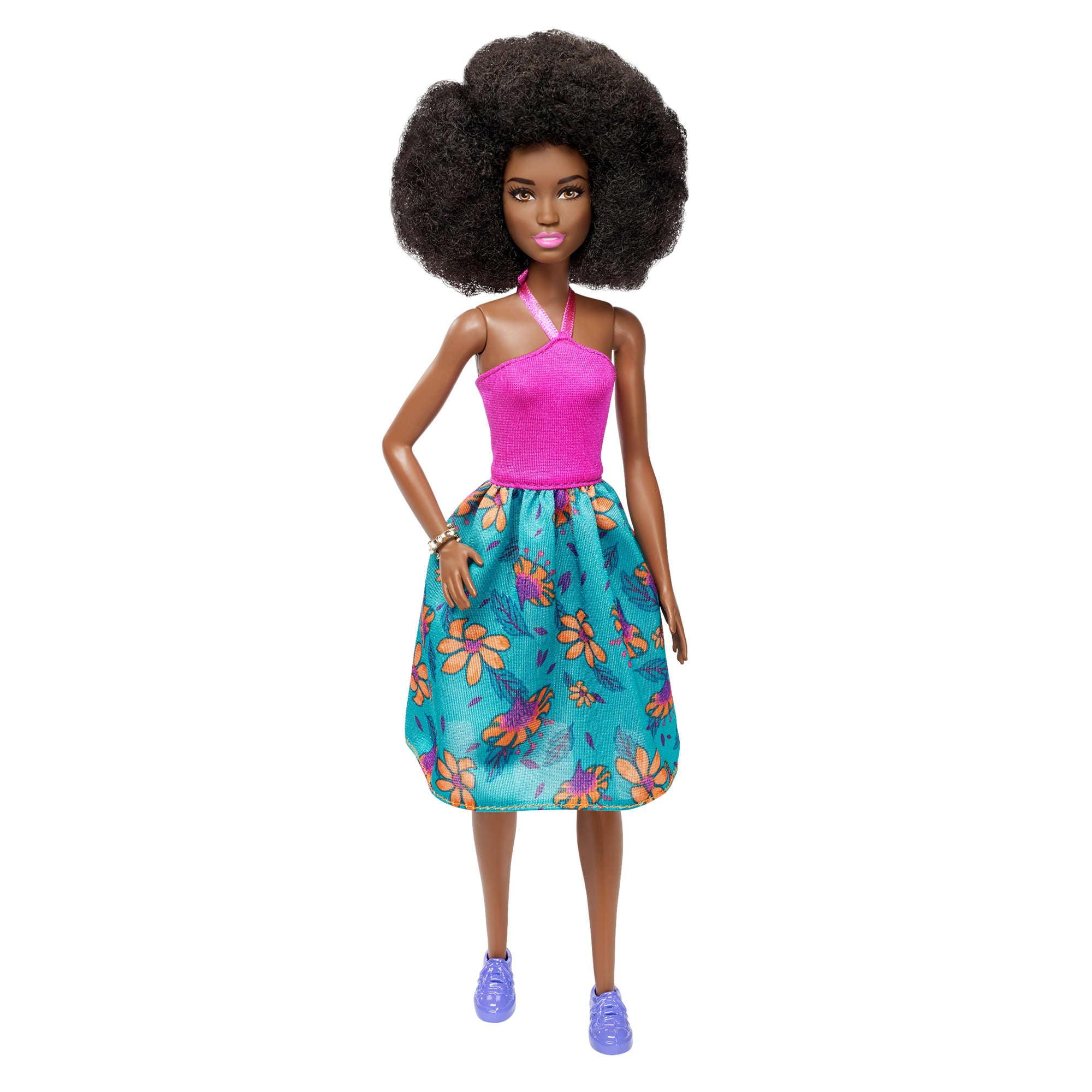 Barbie Fashionistas Tropi-Cutie, Original Body Doll