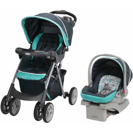 Graco Comfy Cruiser Click Connect Travel System Harvest