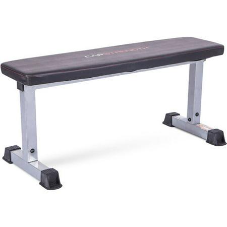 Peachy Cap Strength Flat Weight Bench Andrewgaddart Wooden Chair Designs For Living Room Andrewgaddartcom