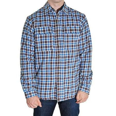 Boston Trader Fleece Lined Flannel Shirt (Dodger Blue, - Blue Ocean Traders