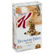 Kellogg's Special K Mini Blondie Brownie Bites, 0.74 Oz., 6 Count