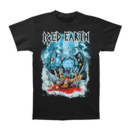 507b8ea4 Iced Earth - Iced Earth Men's First Album Cover T-shirt Black - Walmart.com
