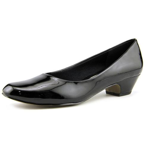 Easy Street Halo Round Toe Synthetic Heels by Easy Street