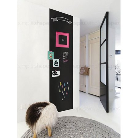 - Chalkboard Wall Decal - Rectangular