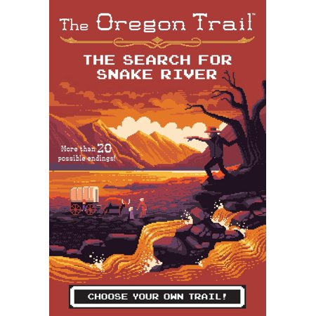 The Search for Snake River - eBook (Trail Of The Snake)