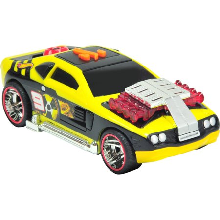 Hot Wheels Flash Drifters Lights and Sounds Hollowback