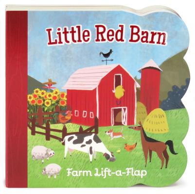 Little Red Barn Lift a Flap