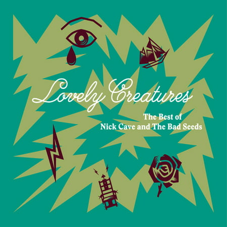Lovely Creatures: The Best of Nick Cave and The Bad Seeds (1984-2014) (explicit) (Nick Cave & The Bad Seeds Tupelo)