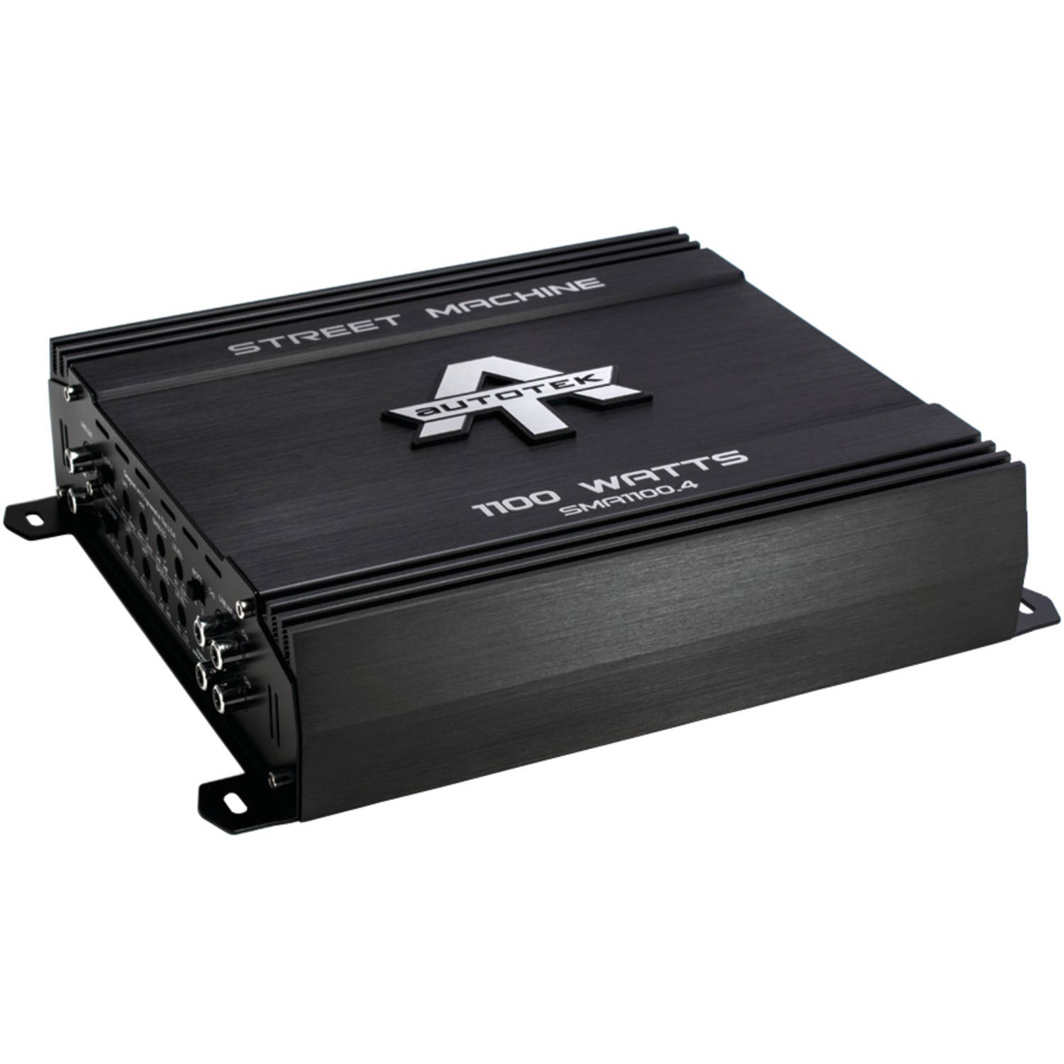 Autotek SMA1100.4 Street Machine 4-Channel Class AB Amp, 1,100 Watts